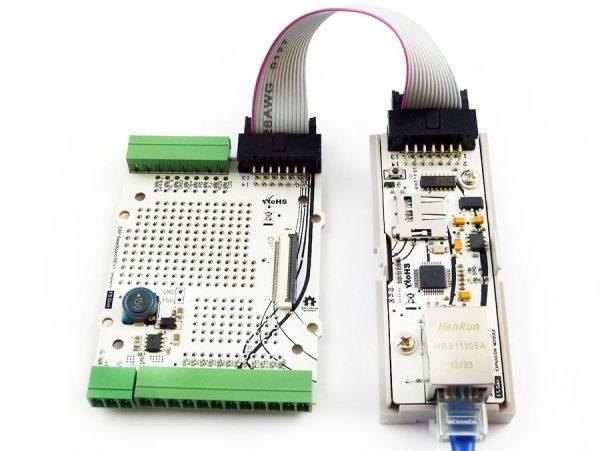 automaticaplus-vadegps-industruino-ind-IO-modulo-ethernet-ejemplo-conexion